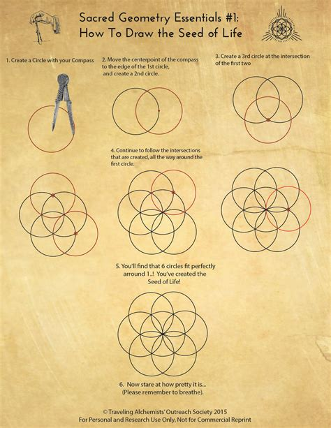 How To Draw A Sacred