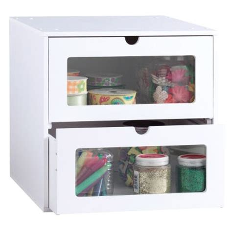 recollections 5 drawer cube michaels recollections 2 drawer cube craft room dreams to reality