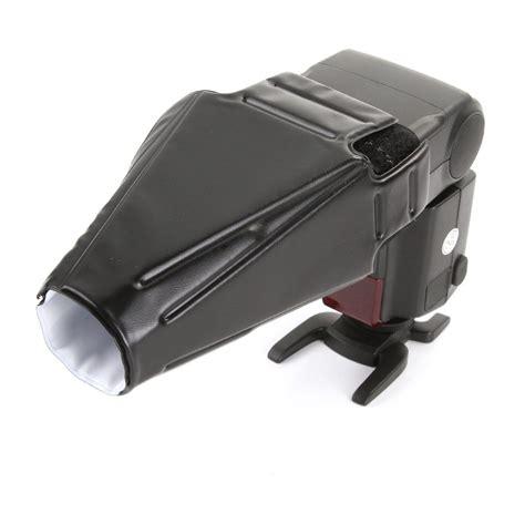 Flash Diffuser Softbox 15x15 flash gun snoot softbox diffuser reflector sealed beam fr canon nikon speedlight ebay