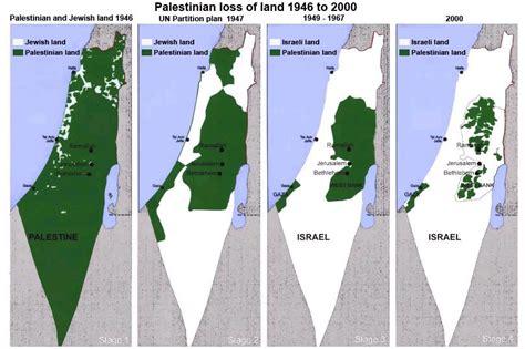 map of israel and palestine this14u israel palestine map