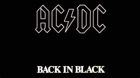 back in black ac dc back in black hd