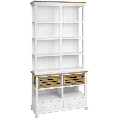White Dresser With Shelves Shaker White Dresser Shelves Unit