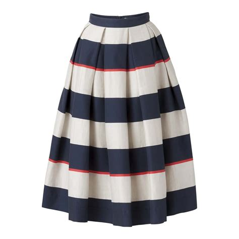 oilily sijala pleated stripe skirt oilily from collen