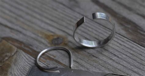 pickle and flux my bespoke matching wedding rings