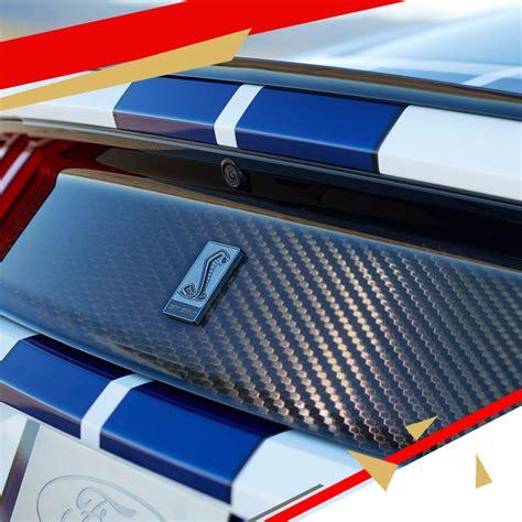 mustang carbon fiber trunk carbon fiber rear trunk deck lid panel auto parts for ford