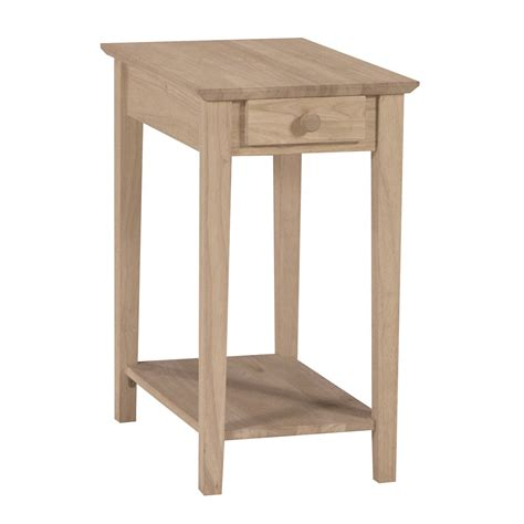 Narrow Side Table Ikea Ikea Narrow End Table With Storage Office And Bedroom