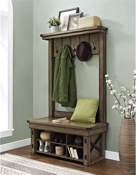 hall bench with hooks best 25 hall tree bench ideas only on pinterest hall