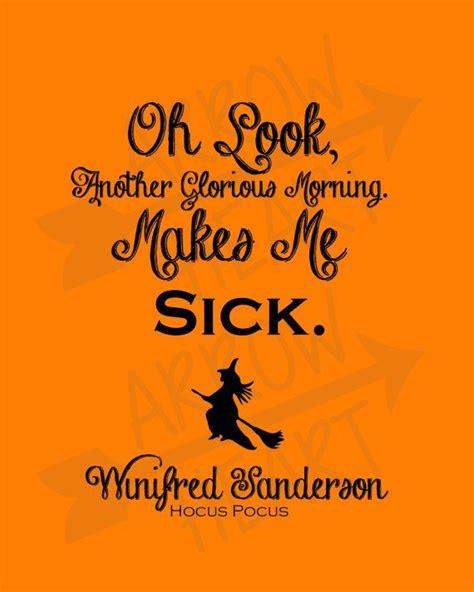printable halloween quotes printable hocus pocus halloween quote 8x10 by