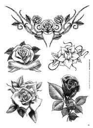 oltre 400 disegni per il tatuaggio models picture edizioni 3ntini c fiori