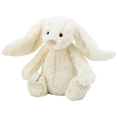 buy jellycat bashful bunny soft toy large cream john lewis