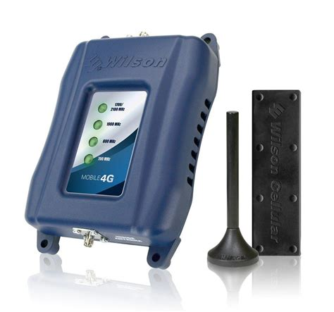 mobile signal booster wilson electronics mobile 4g cellular signal