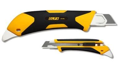 Olfa L6 Al Fiberglass Reinforced Auto Lock Utility Knife Hi Store olfa 174 fiberglass reinforced auto lock utility knife 100 l5 al sott products