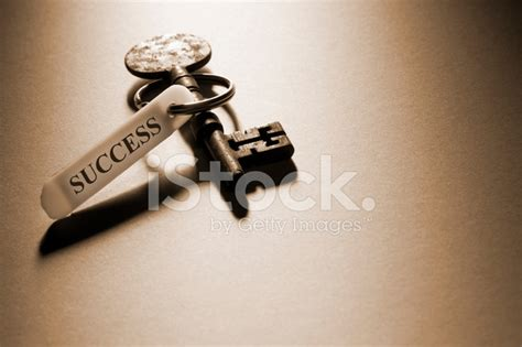 airport design editor license key old key with success on key fob with copy space stock
