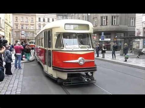 Lu Xrb tramvajov 233 v 253 lety 140 let mhd v praze