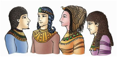 egyptian haircut for men ancient egyptian hair dressing my own hairstyles