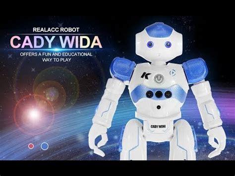 Promo Jjrc R2 Robot Cady Wida Intelligent Programming Gesture jjrc r2 cady wida intelligent robot