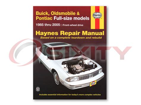 service manual auto repair manual online 2005 buick lesabre electronic toll collection buick lesabre haynes repair manual base t type limited custom estate wagon jy ebay