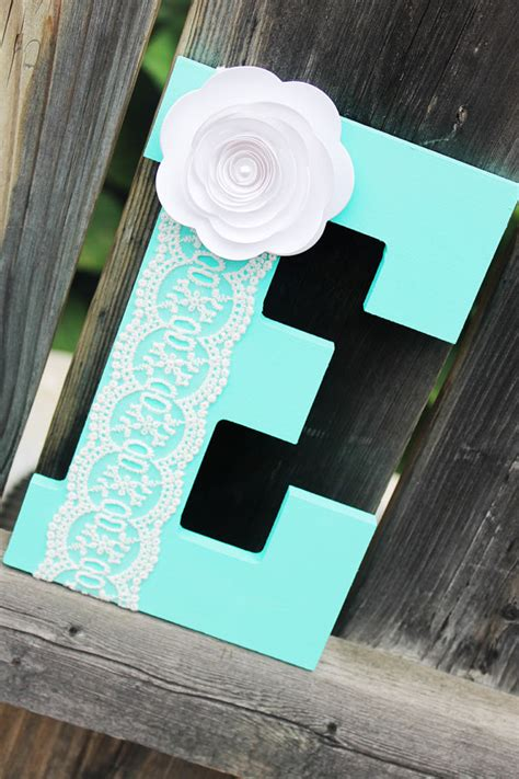 How To Decorate Wooden Letters For Nursery Letter E Baby Boy Nursery Decor Aqua E Name Nursery Decor Wooden Letters Unique Baby
