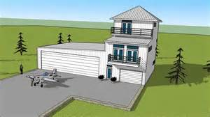 Steel Buildings With Living Quarters Floor Plans metal building three story condo attached to airplane