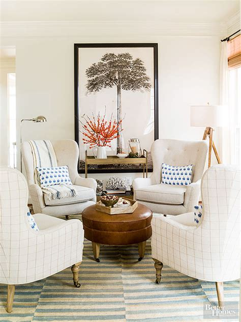 4 Chairs In Living Room Decorating Inspiration The Inspired Room