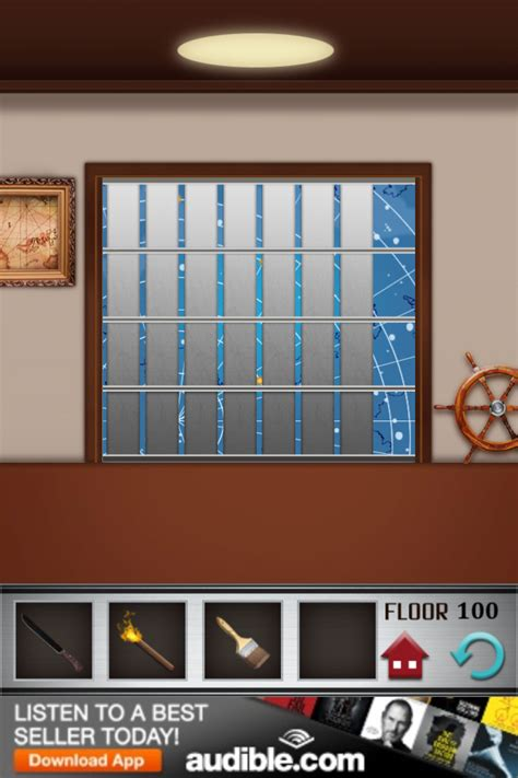 100 Floors Tower Level 71 - 100 floors walkthrough cheats review 100 floors level