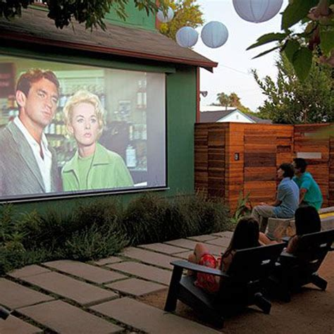 backyard the movie outdoor home movie lover yard