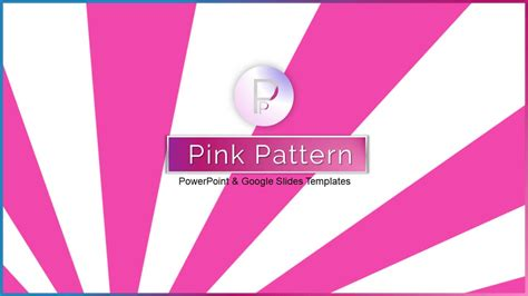 pink pattern themes pink pattern free powerpoint themes and google slides