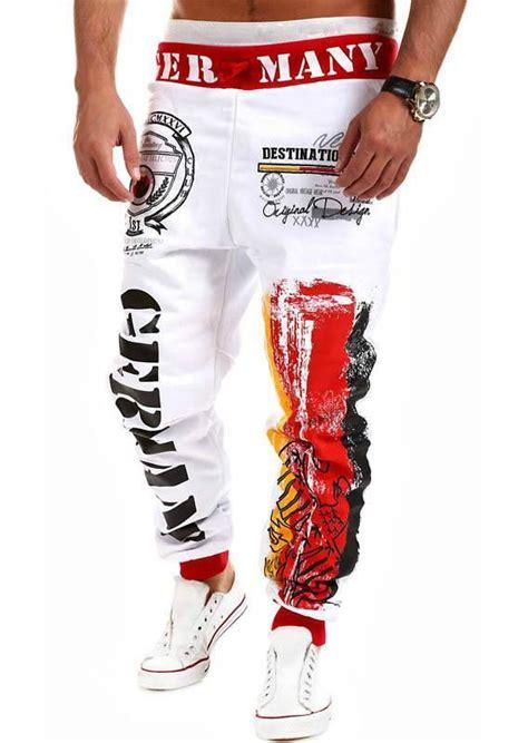 pattern fleece joggers men s fashion sport joggers pants jogger pants joggers