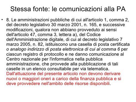 decreto legislativo n 165 del 2001 normattiva 3 processo civile telematico decreto ingiuntivo telematico