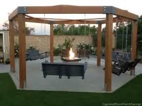 Patio Swing Porch Swing Pit