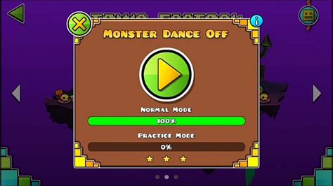 geometry dash full version last level geometry dash world final level master dance off youtube