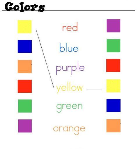 imagenes colores ingles 161 colors colores en ingl 233 s