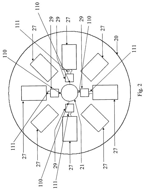 Bor Radial patent us7435097 radial circuit board system and