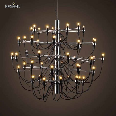 Modern Black Chandeliers Modern Large Big Led Black Chandelier Light 50 Bulbs L For Dining Room Foyer L Entryway