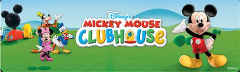 mickey club house mickey mouse clubhouse kids birthday the party bazaar