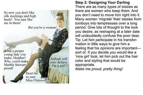 steps for totally feminizing my husband steps for totally feminizing my husband ffg cross