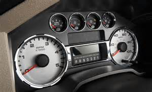 Ford Instrument Cluster Car And Driver