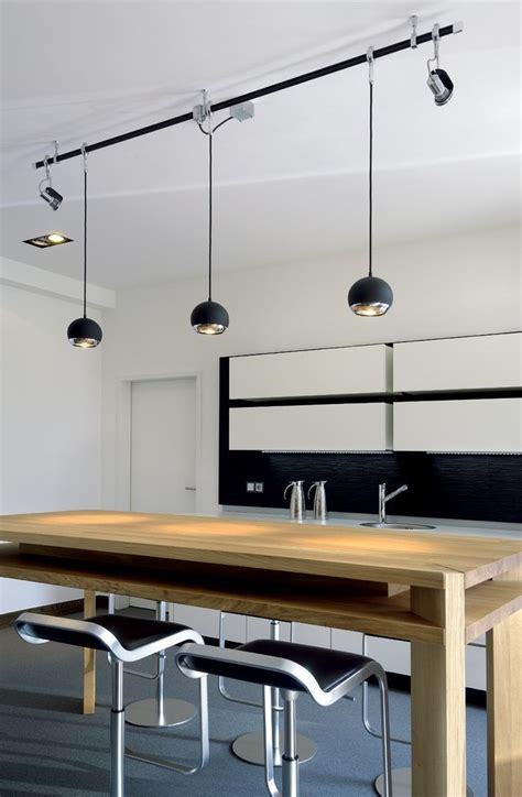 Pendant Track Lighting For Kitchen 25 Best Track Lighting Ideas On Pendant Track Lighting Lighting Ideas And