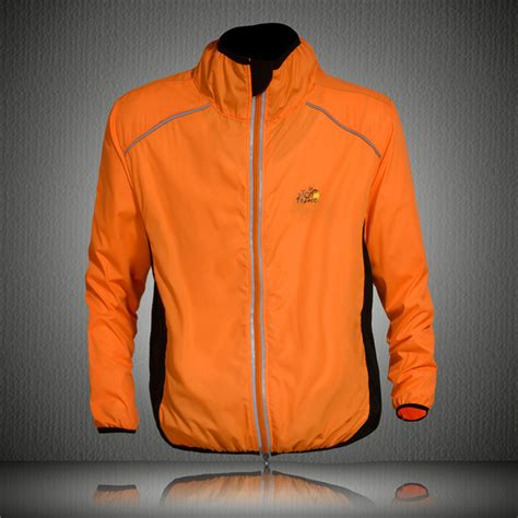 cycling outerwear new cycling coat mens winter windproof road bike cycle