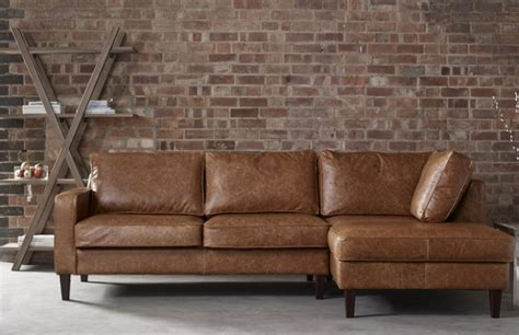 light brown leather corner sofa leather sofa with chaise talentneeds com