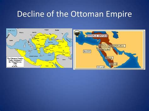 reasons for decline of ottoman empire reasons for the decline of the ottoman empire the