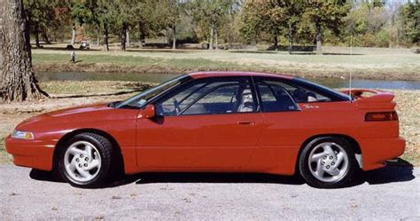 subaru svx twin for the imports guys what car would you like to be