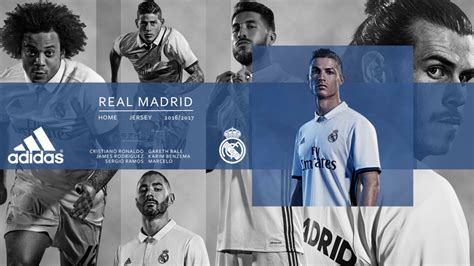 photo real madrid 2016 2017 real madrid 2016 2017 home kit wallpaper by szwejzi on