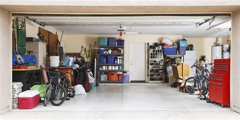 how to organize a garage how to organize your garage in no time at all so you can actually use it photos huffpost