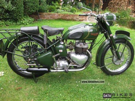 Triumph Motorrad 1950 by 1950 Triumph Trw 500