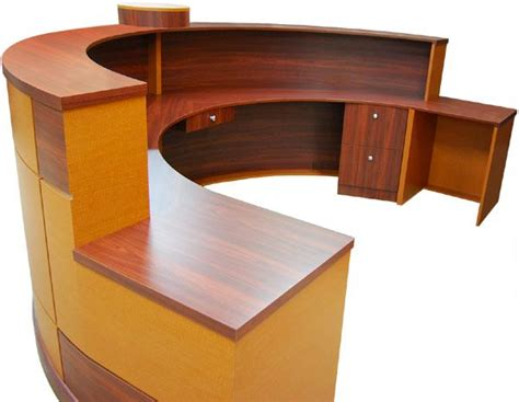 Semi Circle Reception Desk Circle Reception Desk Semi Circle Reception Desk Reception Desks Stoneline Designs White