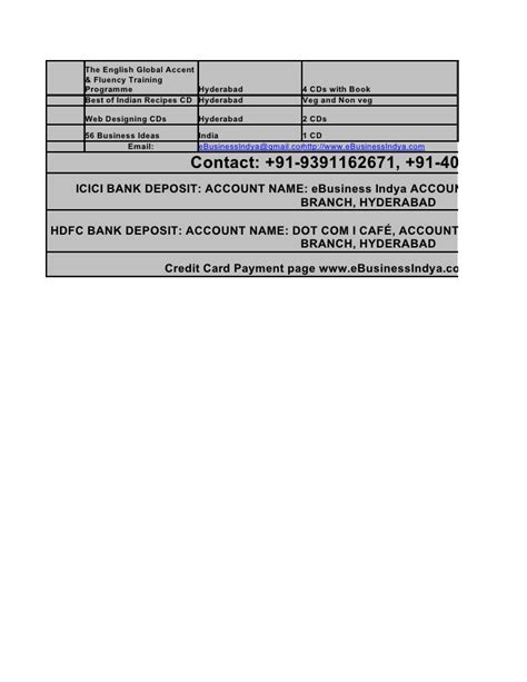 hdfc bank boat club pune contact number updated list of database 2009