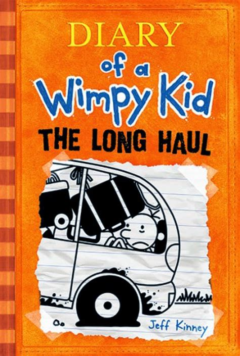 the child a novel books jeff kinney unveils diary of a wimpy kid book 9 cover