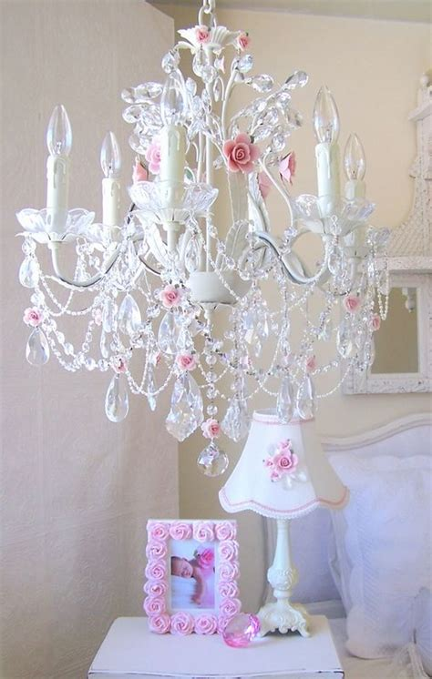 chandeliers for little girl rooms stunning chandelier with porcelain roses porcelain rose