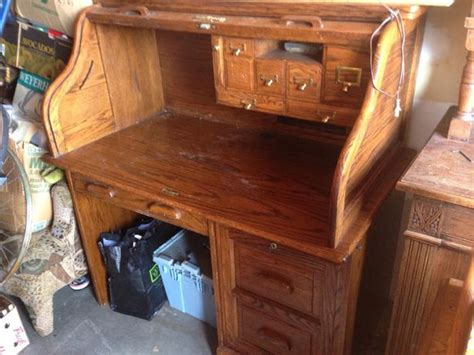 roll top desk made by winners only victoria city victoria